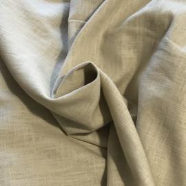 100% gewassen linnen - naturel