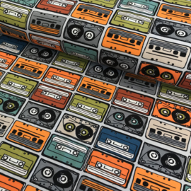 Jersey Music tapes