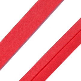 Bias lint 18 mm. rood