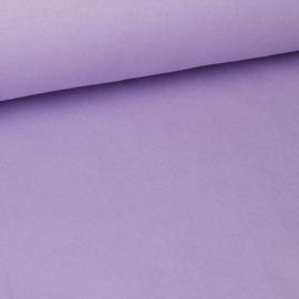 Zware sweaterstof Ellis/Lexi uni lila
