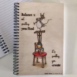 Maurice Mouse © Notitieboekje