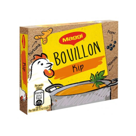 Maggi Bouillon Blokjes Kip (3 stuks)