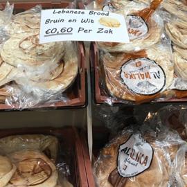 Labanese brood (per zak)
