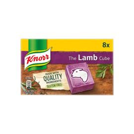 Knorr Lam Bouillonblokjes (36st)