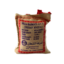 Sella Basmati Rice (Indian Mazza) 5kg