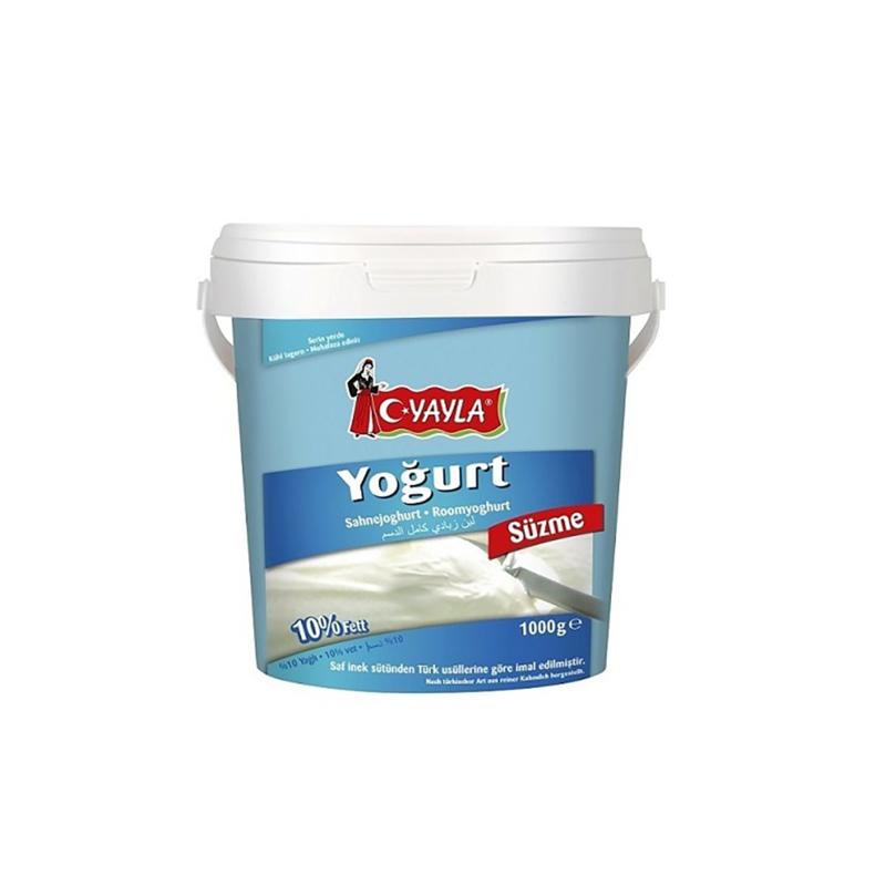 Yoghurt Yayla 10% (1000gr)