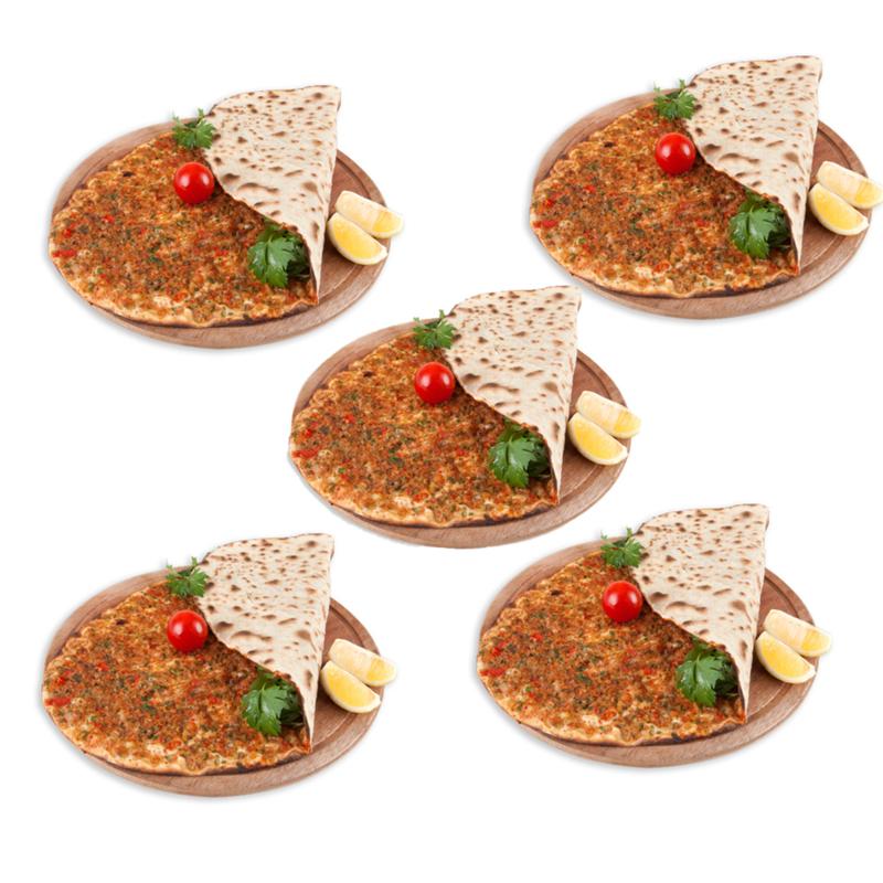 Turkse pizza donër kip (5 stuks)
