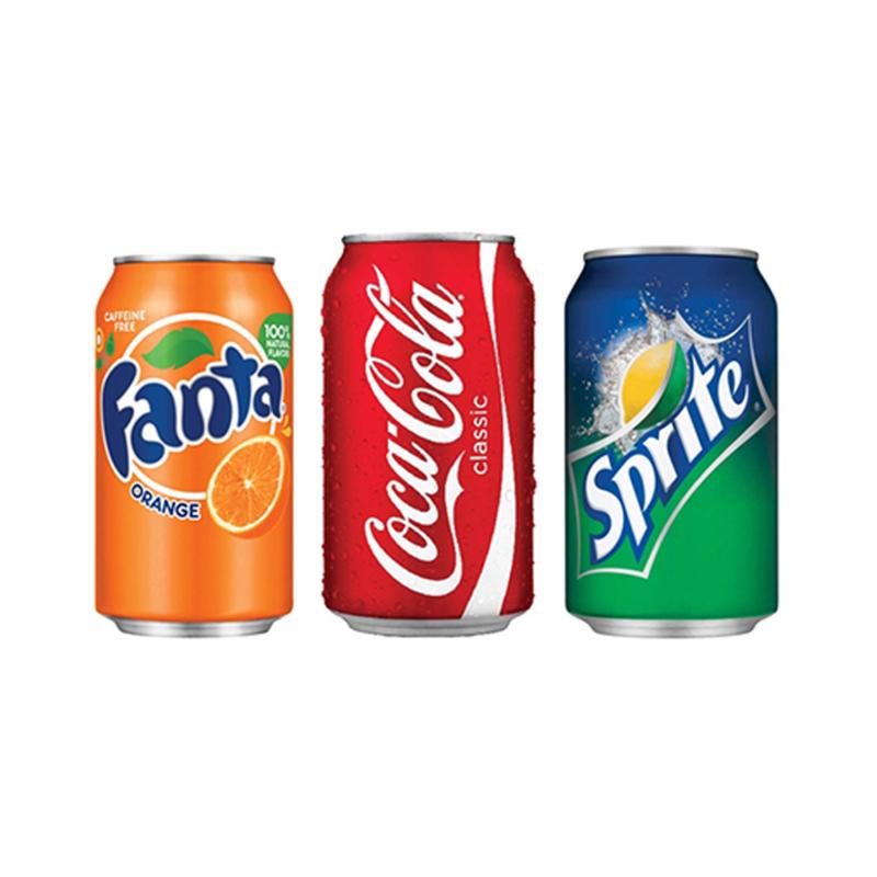 Frisdrank per stuk (maak een keuze)