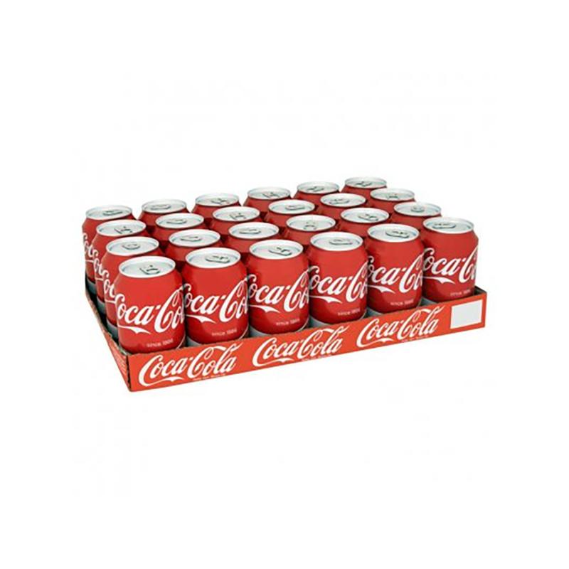 Coca-Cola Regular Tray (24 blikjes)