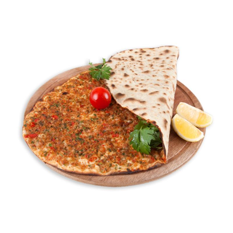 Turkse Pizza (stel samen)