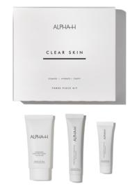 Clear Skin Kit - 3 items
