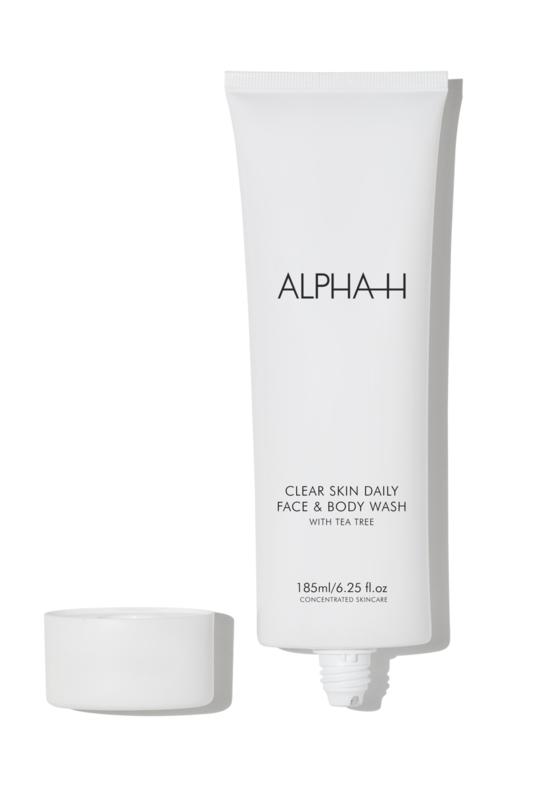 Clear Skin Daily Face & Body Wash - 185 ml