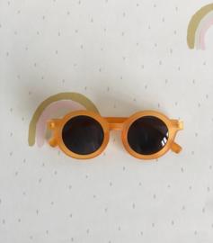 Zonnebril sunny beans - oranje