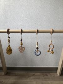 Babygym hangers 4-delig