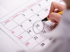 Bijschrijfkalenders
