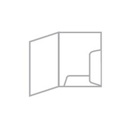 Presentatiemap A4 rug 1 of 5 mm