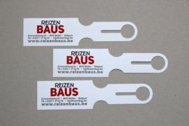 Labels, stickers, etiketten, stempels