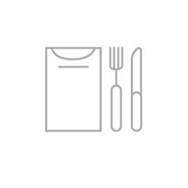 Bestekzakjes met witte of eco servet