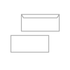Envelop 229x114 mm - C5/6 - vanaf 500 ex. zonder binnendruk