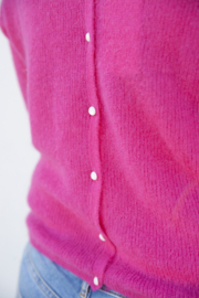 Nine To Go Gilet 3013 One Size Fuchsia