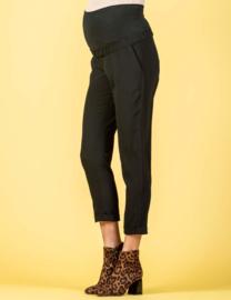Attesa Trousers Morbido Black