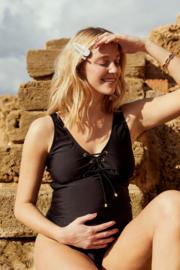 Mama Licious Mlava Swimsuit HCA Black