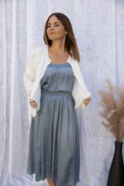 Lolly's Libra Skirt Dusty Blue
