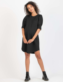 Attesa Dress Pm M Sbuffo Black