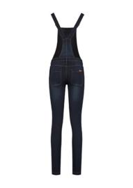 L2W Jeans Salopette Denim Dark Wash