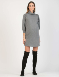 Attesa Dress Lana Raglan Arric Grey