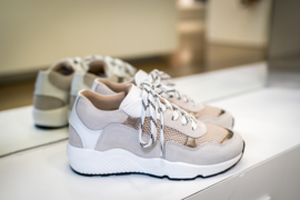 Canal St Martin Sneakers Jacques Blanc