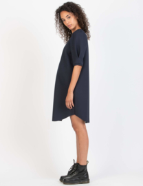 Attesa Dress Pm M Sbuffo Blue