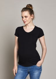 T-Shirt Short Sleeve Black