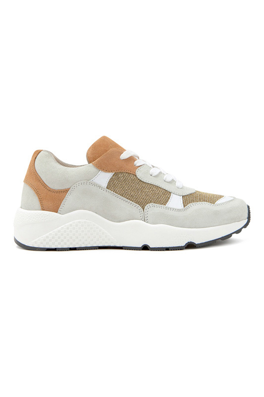 Canal St Martin Sneakers Jacques Lurex
