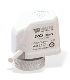 22CX230NC2 230 V NC 2-draads