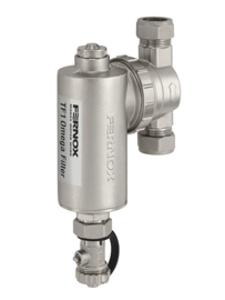 FERNOX magneetfilter 22mm knel