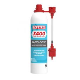 Sentinel SX400 Systeem Vernieuwer