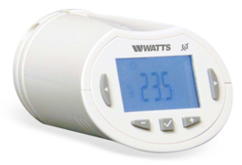 LCD thermostaatknop RF