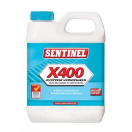 Sentinel x400 Systeem Vernieuwer