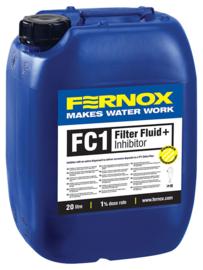 Fernox Filter Fluid+ Inhibitor 20L