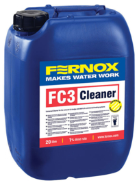 Fernox FC3 Cleaner vat 20 liter 1:100