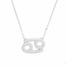 Ketting - Horoscoop Zilver