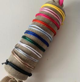 Armband - Handmade Love Letter Goud