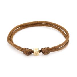 Armband Satijn - Hart