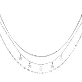 Ketting - Multi Layer Star