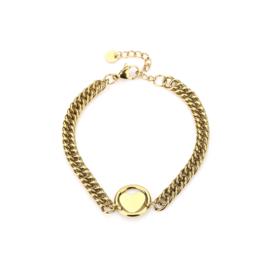 Armband - Chain Inside Heart