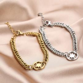Armband - Chain Inside Star