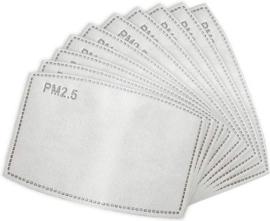Filters voor mondkapje