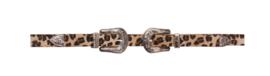 Riem - Double Belt Leopard