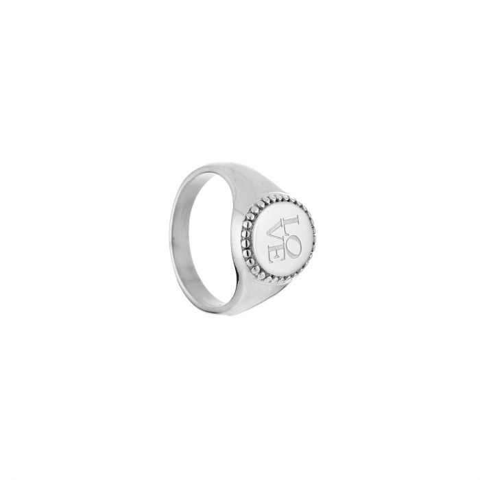 Ring - Zegel Love
